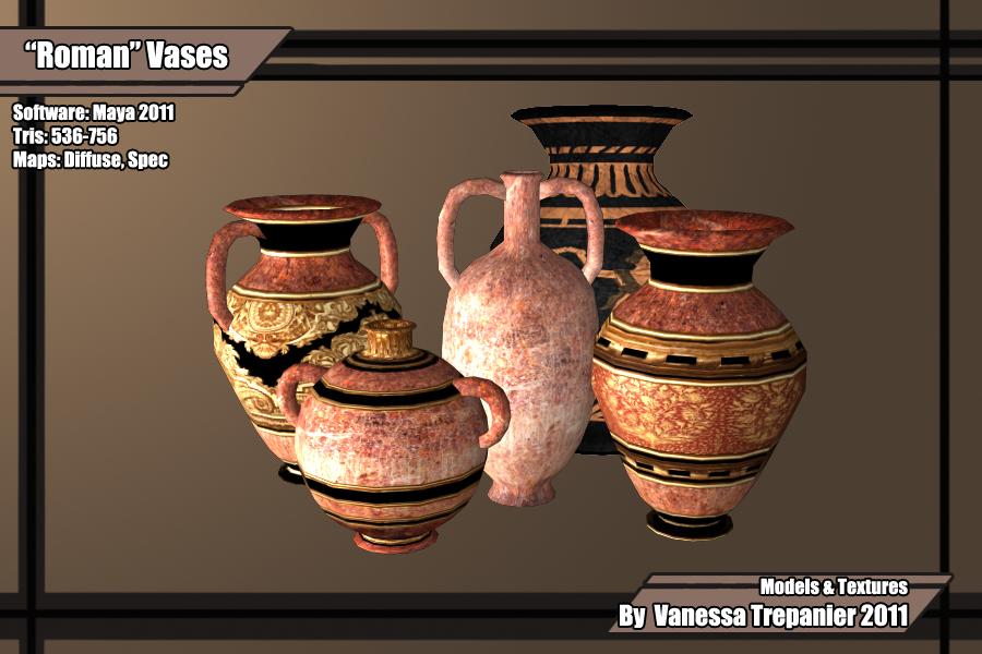 Misc Vases