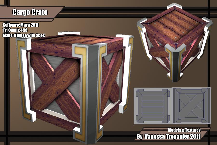 Misc crates